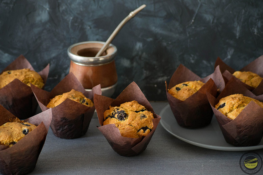 Muffins with Carrots