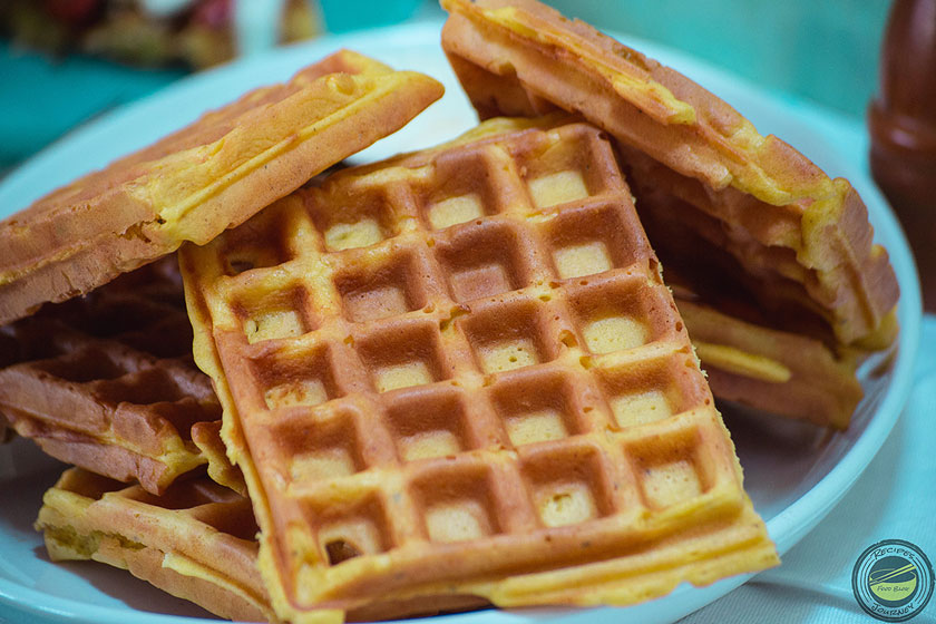 How to Make Waffles