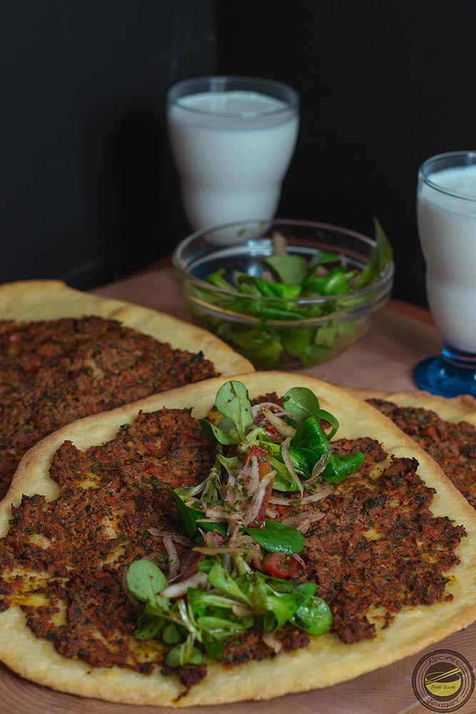 Turkish Pizza Recipe